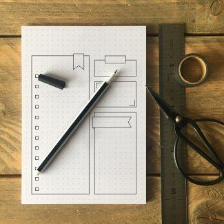 hebbers-notitieblok-bullet-journal
