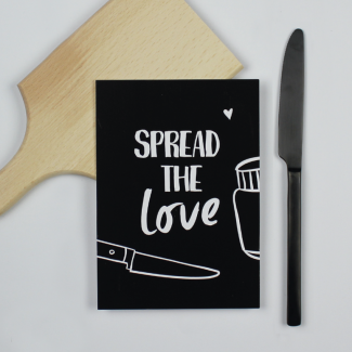 Hebbers kaart spread the love