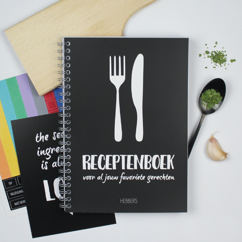 Receptenboek Hebbers