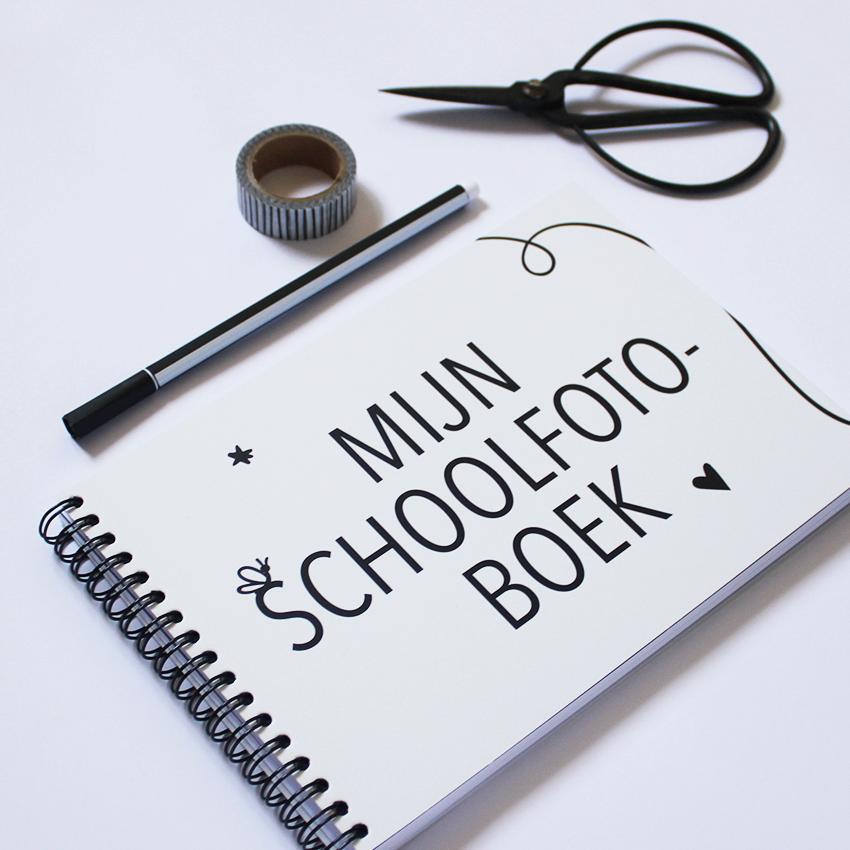 Schoolfotoboek klassenfoto's schoolfoto's