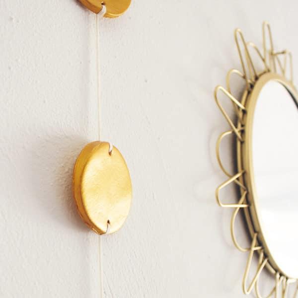 Maak een boho muurhanger van klei