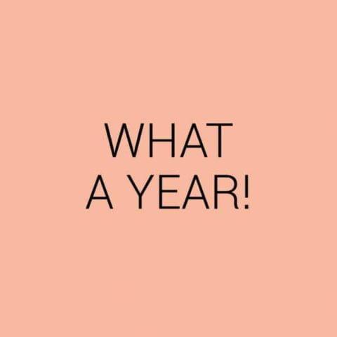 What a year! Terugblikken op 2019