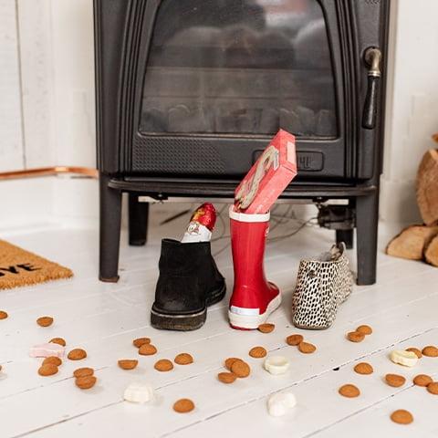 Zet je schoen bij Hebbers voor een leuk cadeautje!