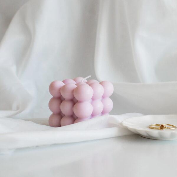 Bubble kaars | Lifestyle | Hebbers